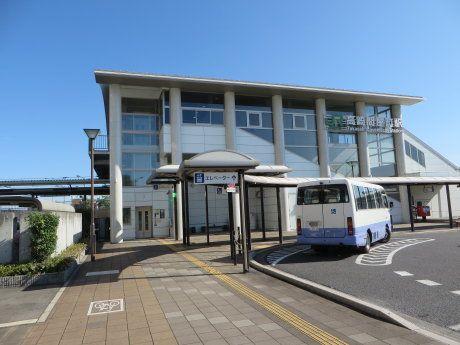 高崎問屋町駅は開業10年