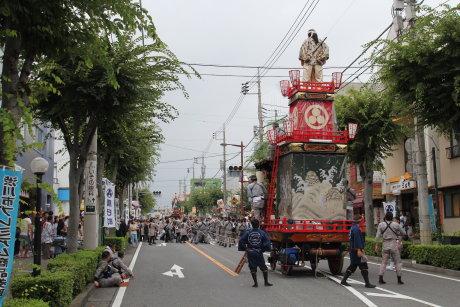 渋川山車まつり