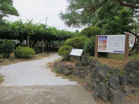 須賀の園は草刈り中
