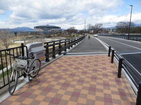 新高浜橋が開通しました^^
