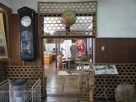 高崎市歴史民俗資料館で「冬の縁側と養蚕農家」展