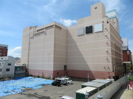 イオンモールがオープンする高崎駅西口