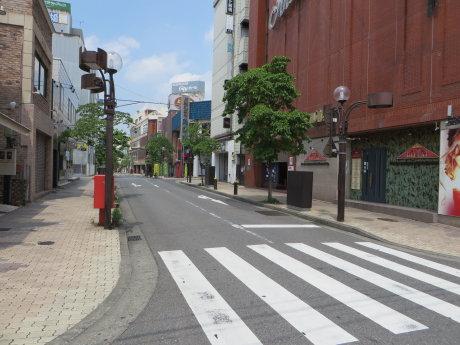 千代田通りと銀座通りが路上喫煙防止重点区域・ポイ捨て防止重点区域に