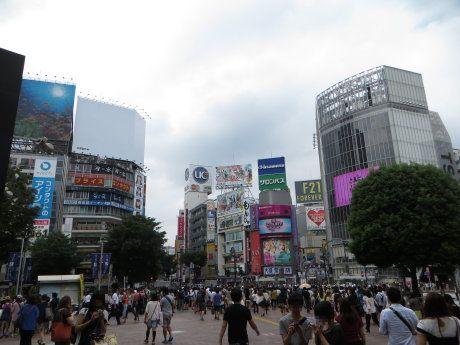 最後は渋谷へ~