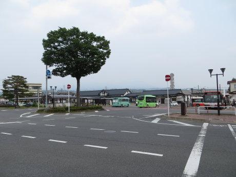 渋川の街をちょっと散策