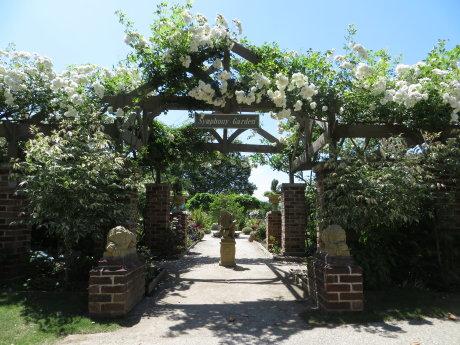英国式庭園シンフォニーガーデン