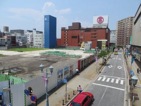 イオンモール高崎駅前は17年秋開業
