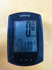 最高速度153.9キロ ?