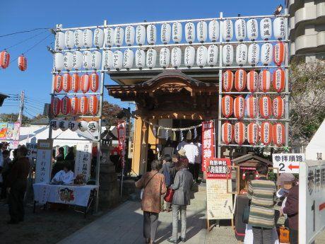 熊野神社のお酉さま
