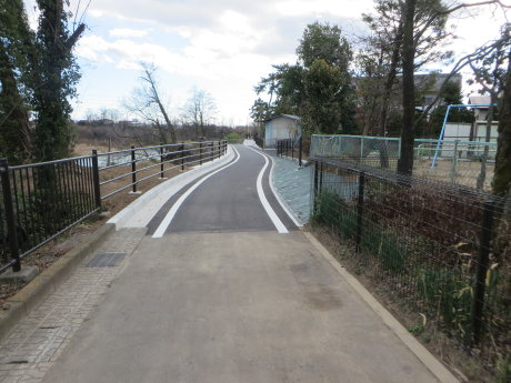 玉村八幡宮までサイクリング