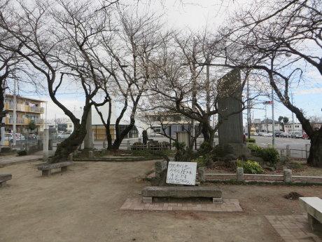 菅原神社の白梅が