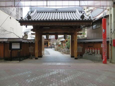 大蓮寺の白梅
