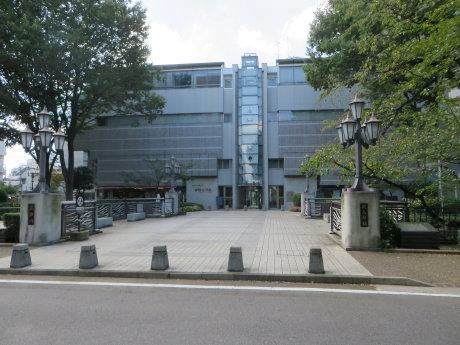 前橋文学館の開館記念日