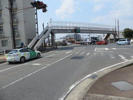 Googleマップストリートビュー車
