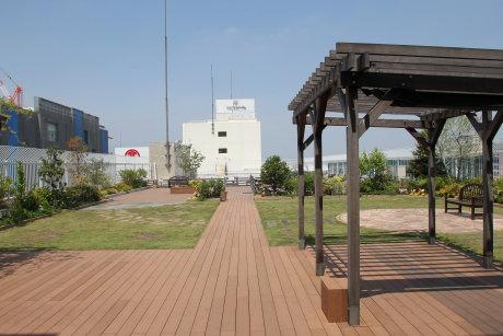 憩いの空間green garden 高崎モントレー