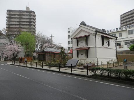 萩原朔太郎記念館が一般公開です