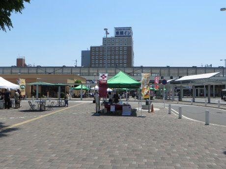 前橋駅前で初開催の「まえきフェス」