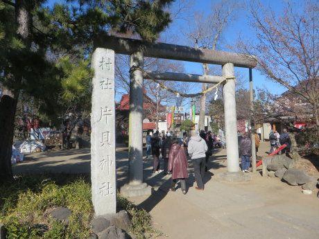 片貝神社の祭礼日