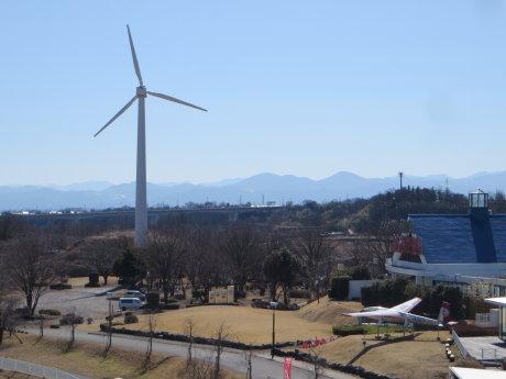 吉岡町の風力発電が老朽化で廃止に