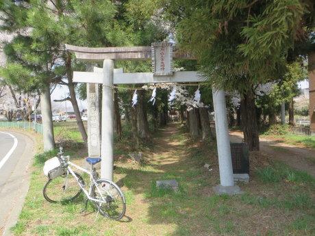 吉岡町 三宮神社の春祭り