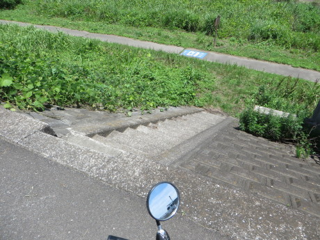 桃ノ木川サイクリングロード