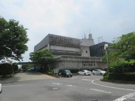 渋川高等学校吹奏楽部のミニコンサート