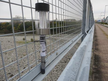 群馬大橋の街路灯が点かないワケ