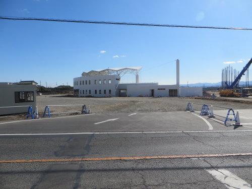 浜川ソフトボール場の第1球場