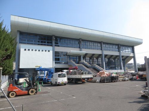 高崎中央体育館も解体か