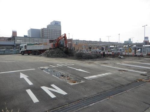 JR前橋駅北口の再開発