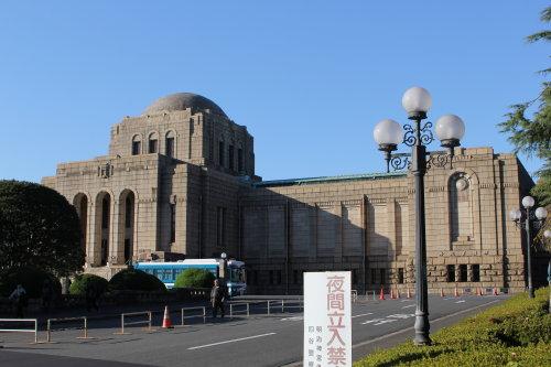 新国立競技場と日本オリンピックミュージアム