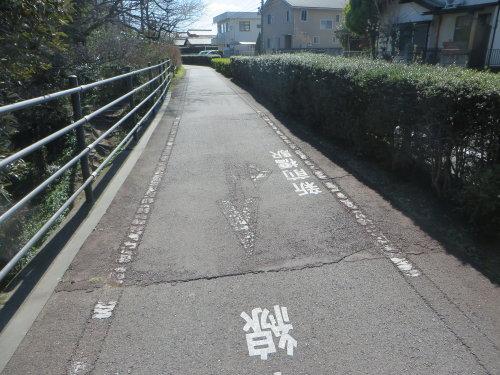 利根川サイクリングロードを通って玉村町北部公園へ