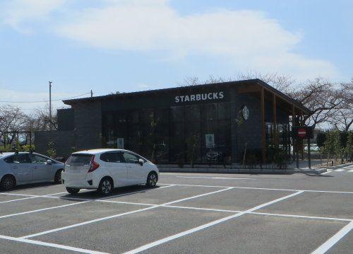 スターバックスコーヒー 敷島公園店は3月25日オープン