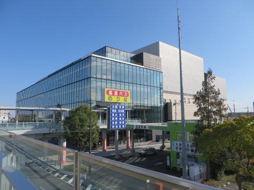 高崎芸術劇場の施設見学会へ