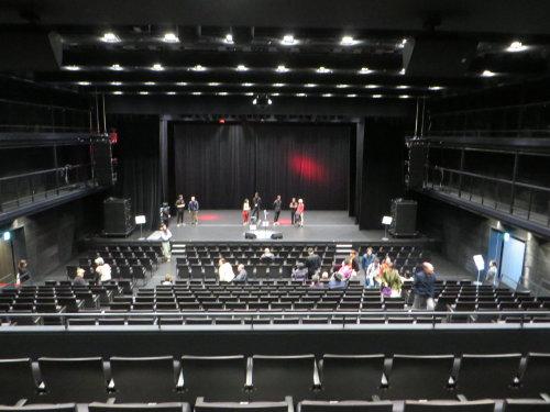 高崎芸術劇場のスタジオシアター